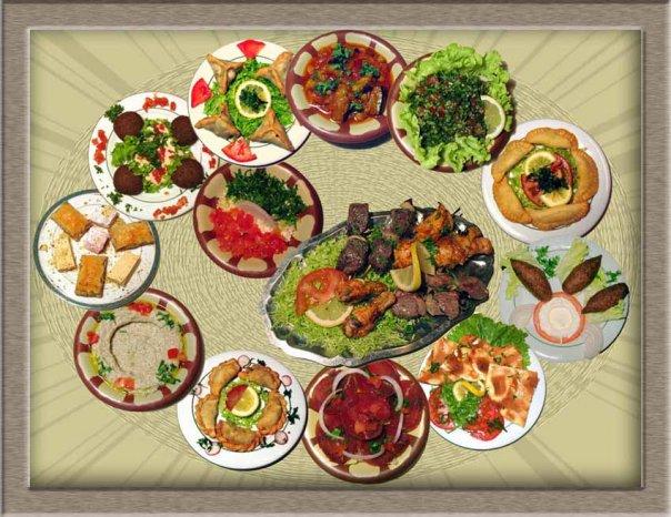 Cuisine Syrienne La Ligue Francilienne