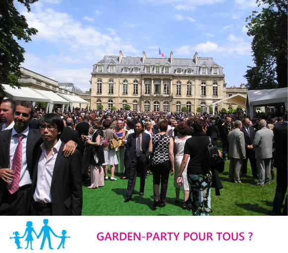 garden-party pour tous