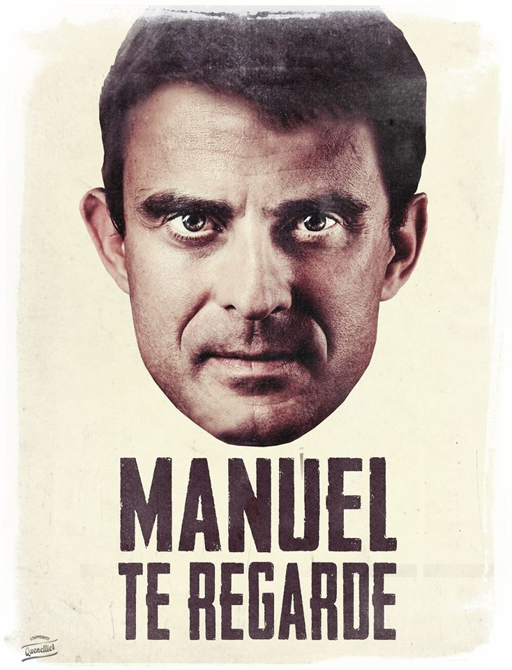 Manuel Valls Big Brother